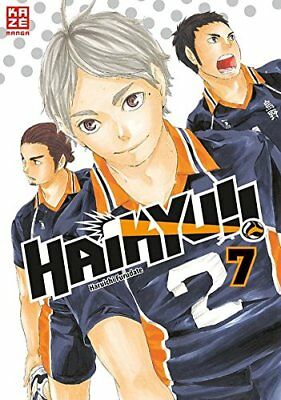 Haikyu!! Band 7 Kaze Manga
