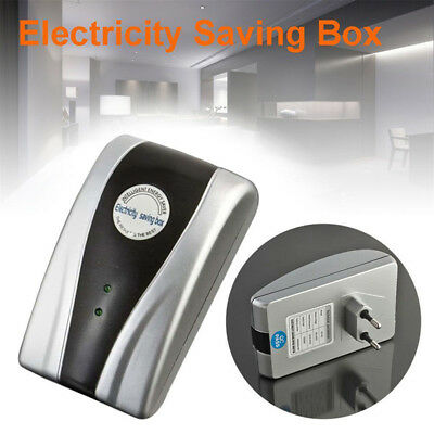 EcoWatt365 -NEW Power Energy Power saving box UK / US / EU Plug *H