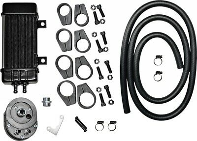 Jagg Wideline Oil Cooler System (Chrome) (750-2080)