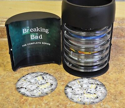 Breaking Bad: The Complete Series (Blu-ray Disc, 2013 15-Disc Set) Free Shipping
