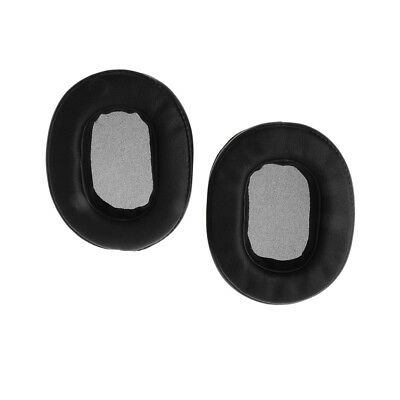 Ear Pad Cushion Earpads for Audio technica ATH M50 M50S ATH-M50 Black