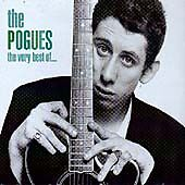 The Pogues very best of 21 hits fairytale of new york fiesta irish rover vgc