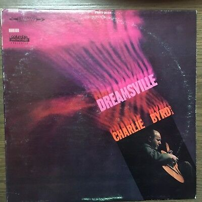 Charlie Byrd~Dreamsville~1966 Columbia Record Club Jazz Stereo Lp *nm Original*