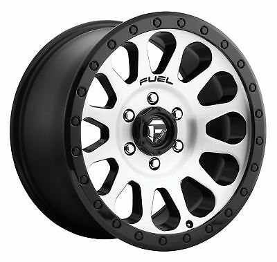 Cpp Fuel Off Road D580 Vector Wheels 16x8 Fits Gmc Chevy Silverado