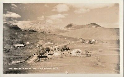 RP Early - The Red Hills from LUIB, Loch Ainort, Skye