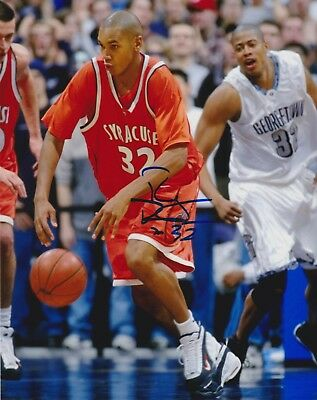 College-ncaa James Southerland Signed Autograph Auto 8x10 Photo Picture Syracuse Orange Su Sports Mem, Cards & Fan Shop