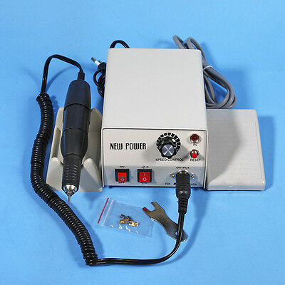 Dental Lab Marathon Micro Motor N2 Power + 35K rpm. Handpiece 35000 R.P.M Ca