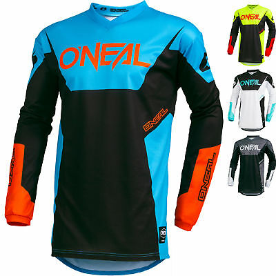 Oneal Element 2019 Racewear Motocross Jersey MX Off Road Top Shirt GhostBikes