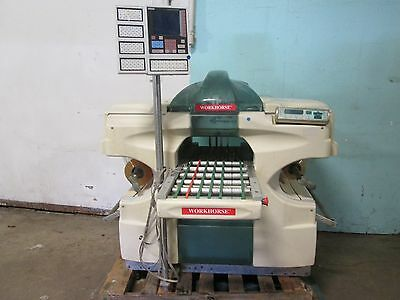 """""""exact Wh-Zs"""" Commercial H.d. Digital Conveyor Meat Wrapping/packaging Machine"""