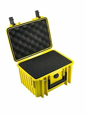 B w Outdoor.cases Type 2000 With Pre-cut Foam si - The Original , Yellow,2000/y/