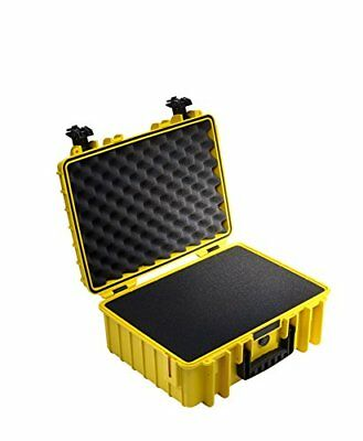 B w Outdoor.cases Type 5000 With Pre-cut Foam si - The Original , Yellow,5000/y/