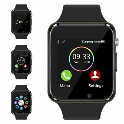New Bluetooth Smart Watch & Phone with Camera For iPhone Samsung LG HTC Huawei