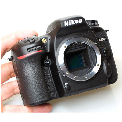 Nikon D7500 DSLR Camera Body Only (Multi Language) ship from EU Nuevo