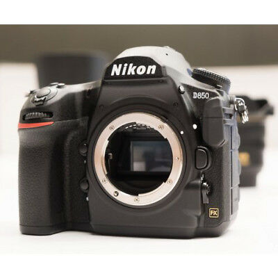 Nikon D850 DSLR Camera Body Only (Multi Language)  ship from EU