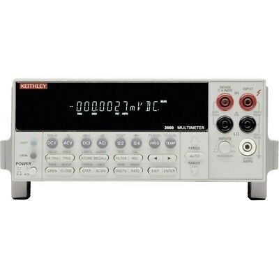 Keithley 2000/E Digital Multimeter DMM
