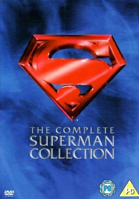 The Complete Superman Collection [DVD] [2005] -  CD TKVG The Fast Free Shipping