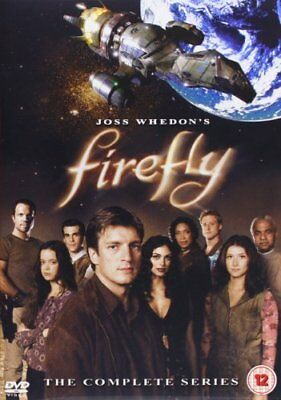 Firefly - The Complete Series [DVD] [2003] -  CD TMVG The Fast Free Shipping