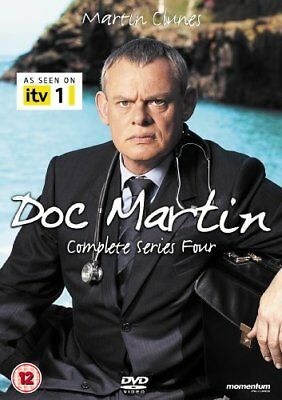 Doc Martin - Series 4 - Complete [DVD] -  CD 50VG The Fast Free Shipping