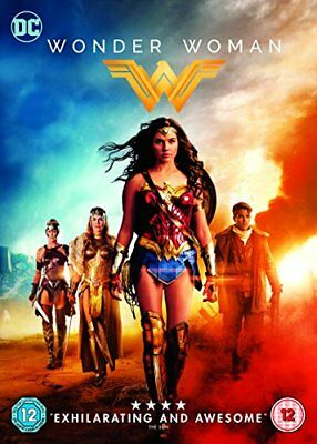 Wonder Woman [DVD + Digital Download] [2017] -  CD Y7VG The Fast Free Shipping
