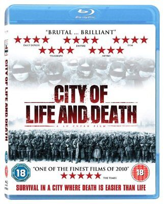 City of Life and Death [Blu-ray] -  CD PUVG The Fast Free Shipping