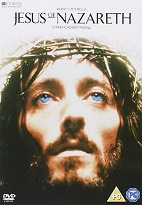 Jesus of Nazareth [DVD] [1977] -  CD A4VG The Fast Free Shipping