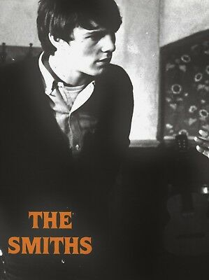 "The Smiths 16"" x 12"" Photo Repro Promo Poster"