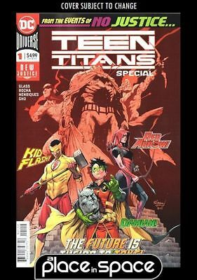Teen Titans Special #1 - 2Nd Printing  (Wk31)