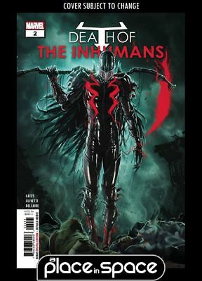 Death Of The Inhumans #2A (Wk31)