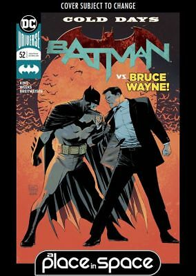 Batman, Vol. 3 #52A (Wk31)