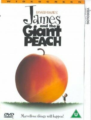 James And The Giant Peach [DVD] [1996] -  CD O4VG The Fast Free Shipping
