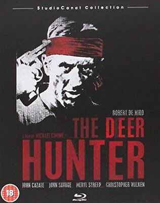 Deer Hunter (The Studio Canal Collection) [Blu-ray] [Region Free] -  CD 06VG The