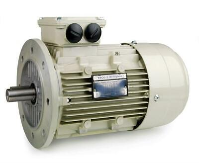 1HP 0.75kW 3 PHASE ELECTRIC MOTOR 1430 RPM B3 220V & 415V INVERTER RATED