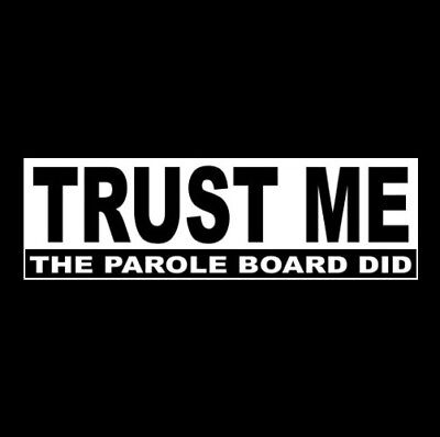 Trust Me Funny Decal Sticker Choose Color Size #1790