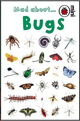 Mad About Bugs (Ladybird Minis) by Ladybird | Hardcover Book | 9781846468018 | N