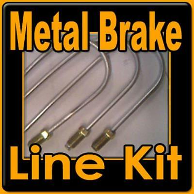 Brake line kit Chev S10 GMC S15 91 94 93 92 95 96 1997. -replace rusted lines!!!