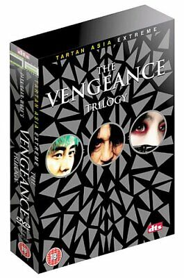 The Vengeance Trilogy [DVD] -  CD 4AVG The Fast Free Shipping