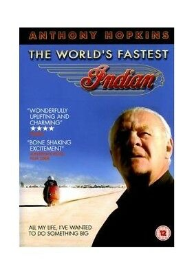 The World's Fastest Indian [DVD] -  CD 38VG The Fast Free Shipping