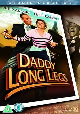 Daddy Long Legs [DVD] [1955] -  CD OEVG The Fast Free Shipping