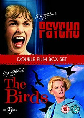 Psycho/The Birds [DVD] -  CD MMVG The Fast Free Shipping