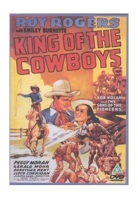 King Of The Cowboys [DVD] -  CD JUVG The Fast Free Shipping