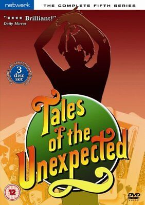 Tales Of The Unexpected - Series 5 - Complete [DVD] -  CD PYVG The Fast Free