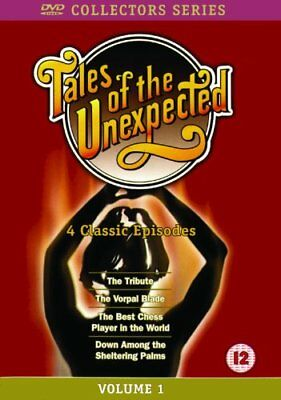Tales of the Unexpected, Volume 1[DVD] [2007] -  CD AAVG The Fast Free Shipping