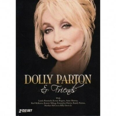 Parton, Dolly - Dolly Parton & Friends [DVD] - Parton, Dolly CD EMVG The Fast