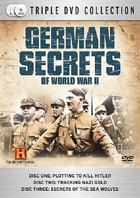 German Secrets Of World War 2 [DVD] -  CD YEVG The Fast Free Shipping
