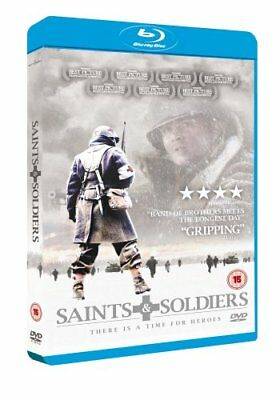Saints And Soldiers [Blu-ray] [Region Free] -  CD 66VG The Fast Free Shipping