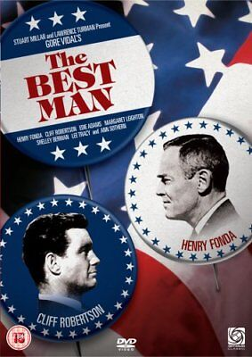 The Best Man [DVD] [1964] -  CD OEVG The Fast Free Shipping