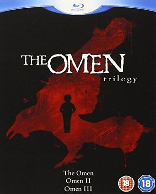The Omen Trilogy [Blu-ray] -  CD H8VG The Fast Free Shipping