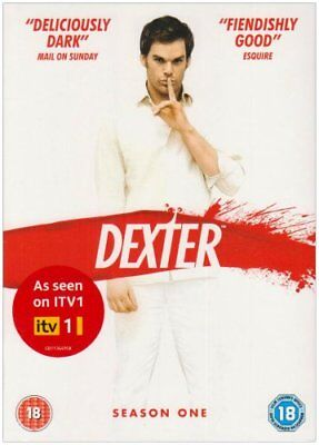 Dexter - Season 1  [DVD] -  CD WIVG The Fast Free Shipping
