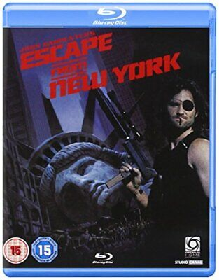Escape From New York [Blu-ray] -  CD EMVG The Fast Free Shipping