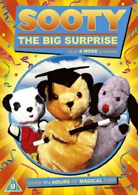 THE SOOTY SHOW THE BIG SURPRISE [DVD] -  CD 9WVG The Fast Free Shipping